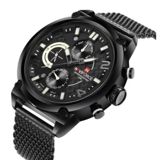 Ceas  Naviforce2 sport military, army