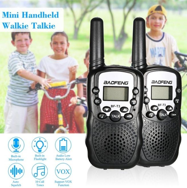 Baofeng BF-T3   walkie-talkie   statie radio  