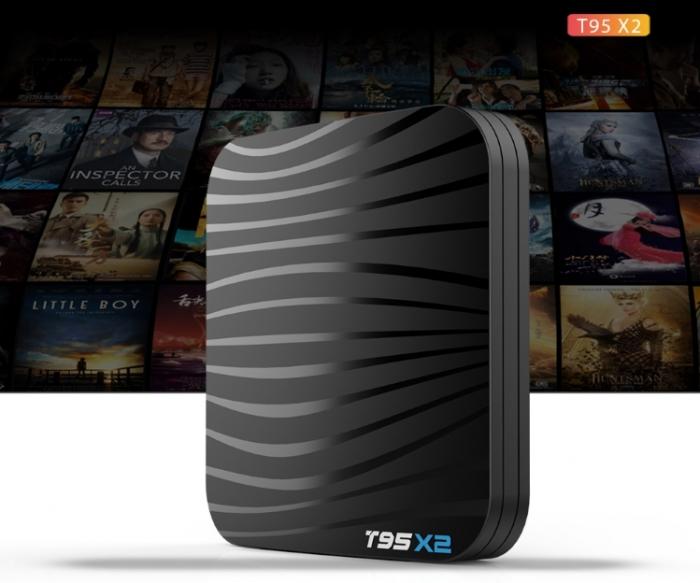 Raldio T95X2 Mediaplayer Smart TV Box  2 GB si 16 GB RAM miniPC Android 8.1  8000 posturi TV LIVE din intreaga lume 6