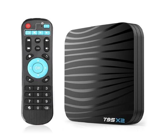 Raldio T95X2 Mediaplayer Smart TV Box  2 GB si 16 GB RAM miniPC Android 8.1  8000 posturi TV LIVE din intreaga lume 3