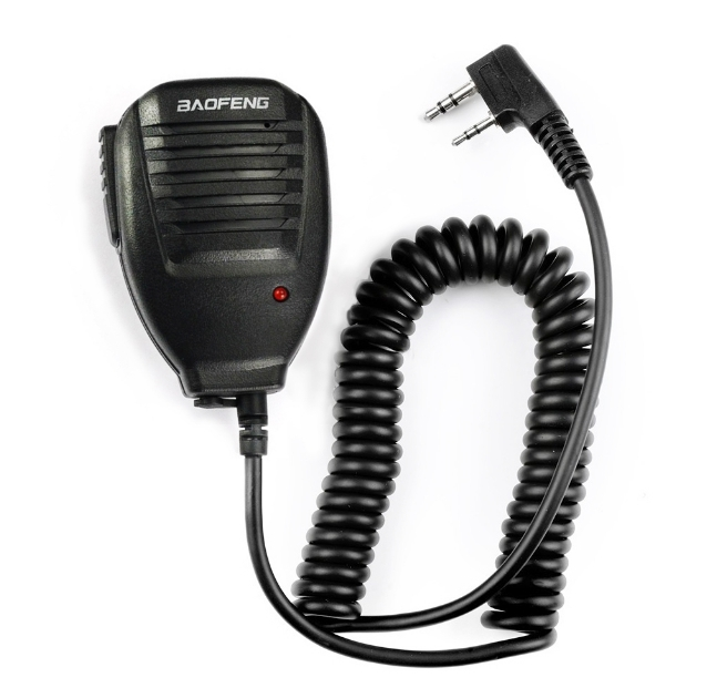 Microfon Baofeng ptr statii Baofeng, Kenwood, Wouxun Walkie Talkie 0