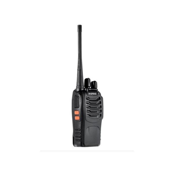 Statie Radio Walkie Talkie Baofeng BF-888S UHF 400-470MHz 16CH Dual Band Transceiver 5W 0