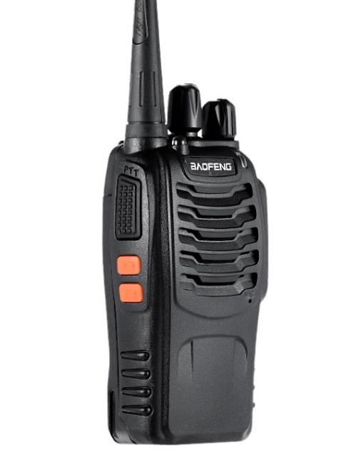 Set 6 buc Statii Radio Walkie Talkie Baofeng BF-888S UHF 400-470MHz 16CH PROGRAMABILE + BONUS CABLU si CD PROGRAMARE