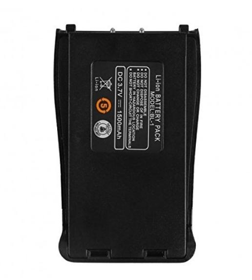 Acumulator BL-1 1500 mAh 3.7 v pentru statie radio Baofeng BF-888S 0
