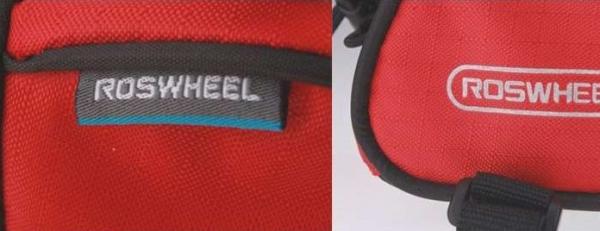 Borseta frontala ROSWHEEL bicicleta rosu, mountain bike ptr Focus, Merida, Giant 3