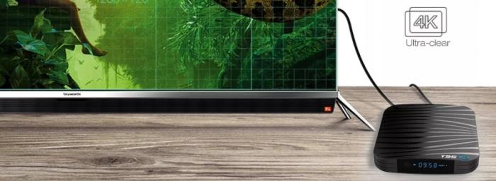 Raldio T95X2 Smart TV Box  4 GB si 32 GB RAM miniPC Android 8.1 8000 posturi TV LIVE din intreaga lume 4